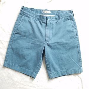 J. Crew Blue Faded Shorts NWOT